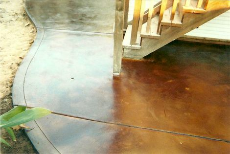 San Antonio TX Concrete Patio Contractor